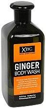"Voňavky, Parfémy, kozmetika Sprchový gél ""Ginger"" - Xpel Marketing Ltd XBC Ginger Body Wash"