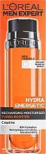Voňavky, Parfémy, kozmetika Hydratačný fluid - L'Oreal Paris Hydra Energetic X-Treme Taurine Boost Moisturizing Fluid