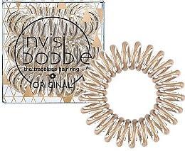 Voňavky, Parfémy, kozmetika Gumička do vlasov - Invisibobble Original Bronze Me Pretty