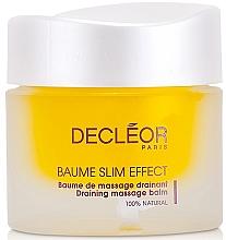Voňavky, Parfémy, kozmetika Balzam na telo s drenážnym účinkom - Decleor Baume Slim Effect