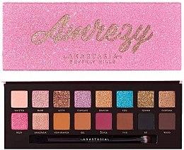 Voňavky, Parfémy, kozmetika Paleta očných tieňov - Anastasia Beverly Hills Amrezy Eyeshadow Palette