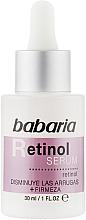 Sérum pre tvár - Babaria Retinol Serum — Obrázky N2