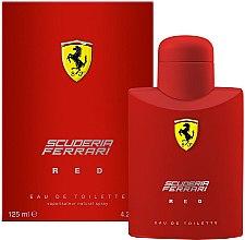 Voňavky, Parfémy, kozmetika Ferrari Scuderia Ferrari Red - Toaletná voda