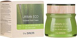 Voňavky, Parfémy, kozmetika Osviežujúci krém - The Saem Urban Eco Harakeke Fresh Cream