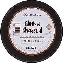 Voňavky, Parfémy, kozmetika Kozmetická hlina Rhassoul - Shamasa