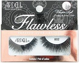 Voňavky, Parfémy, kozmetika Falošné riasy - Ardell Flawless Lashes 802