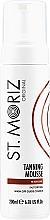Voňavky, Parfémy, kozmetika Samoopaľovacia pena (stredná) - St.Moriz Instant Self Tanning Mousse Medium