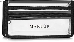 """Voňavky, Parfémy, kozmetika Silikónová kozmetická taška """"Allvisible"""" 25x13x5 cm - MakeUp"""