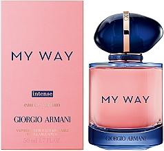 Voňavky, Parfémy, kozmetika Giorgio Armani My Way Intense - Parfumovaná voda