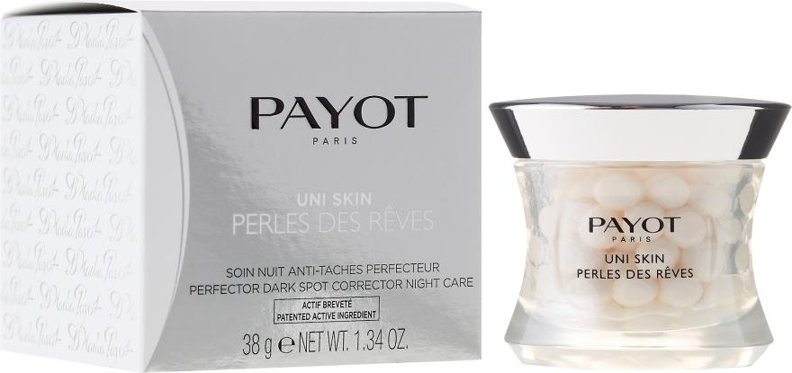 Nočný krém na tvár - Payot Uni Skin Perles Des Reves — Obrázky N1