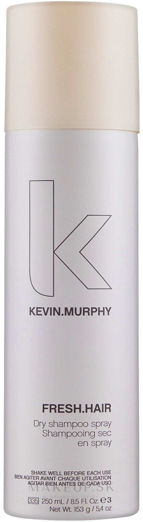 Suchý šampón - Kevin.Murphy Fresh.Hair Dry Cleaning Spray Shampooing — Obrázky 250 ml