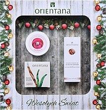 Voňavky, Parfémy, kozmetika Sada - Orientana (balm/60g+oil/100g+cr/50ml)