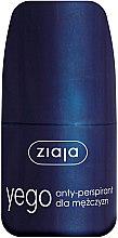 Voňavky, Parfémy, kozmetika Mužský antiperspirant - Ziaja Anti-perspirant for Men