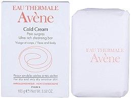 Voňavky, Parfémy, kozmetika Super výživný mydlový krém - Avene Peaux Seches Cold Cream Soap