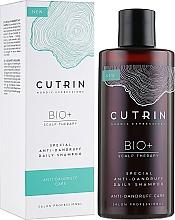 Voňavky, Parfémy, kozmetika Špeciálny šampón proti lupinám - Cutrin Bio+ Special Anti-Dandruff Shampoo
