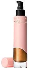 Voňavky, Parfémy, kozmetika Rozjasňovač na telo - Nabla Body Glow Max Relax Body Highlighter