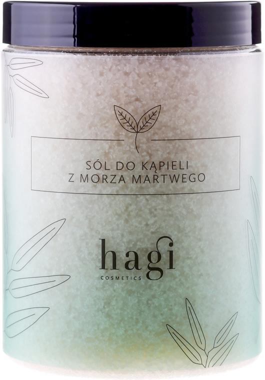 Kúpeľové soli z Mŕtveho mora - Hagi Bath Salt
