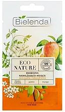 Voňavky, Parfémy, kozmetika Hydratačná a upokojujúca maska na tvár - Bielenda Eco Nature