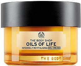 Voňavky, Parfémy, kozmetika Obnovujúci krém-gél - The Body Shop Oils Of Life Intensely Revitalising Gel Cream