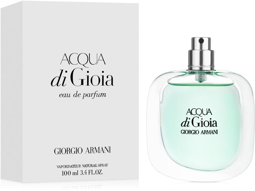 Giorgio Armani Acqua di Gioia - Parfumovaná voda (tester bez viečka)  — Obrázky N2