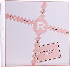 Voňavky, Parfémy, kozmetika Rochas Mademoiselle Rochas - Sada (edp/90ml + b/lot/100ml + edp/7.5ml)