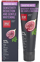 Voňavky, Parfémy, kozmetika Zubná pasta - SPLAT Professional Bio Sensitive White Sensitivity Reduction & Gentle Whitening