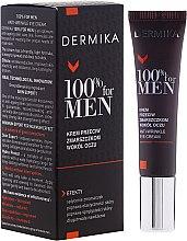 Voňavky, Parfémy, kozmetika Krém proti vráskam pre pleť okolo očí - Dermika Anti-Wrinkle Eye Cream