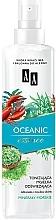 Voňavky, Parfémy, kozmetika Tonizačný a osviežujúci sprej na tvár - AA Oceanic Essence