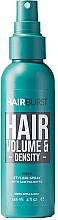 Voňavky, Parfémy, kozmetika Pánsky stylingový sprej - Hairburst Men's Volume & Density Styling Spray