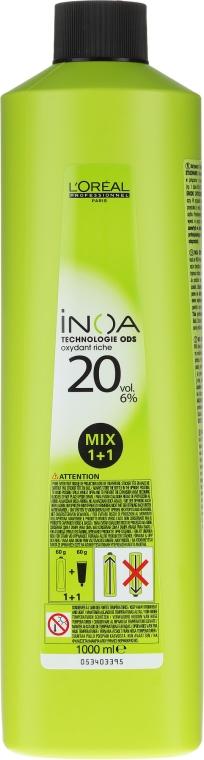 Oxidant - L'oreal Professionnel Inoa Oxydant 6% 20 vol. Mix 1+1