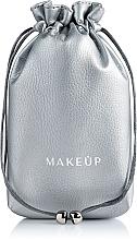 """Voňavky, Parfémy, kozmetika Kozmetická taška, strieborná """"Pretty pouch"""" - Makeup"""