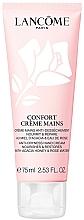 Voňavky, Parfémy, kozmetika Krém na hydratáciu a obnovu pokožky rúk s extraktom z akáciového medu a ružovou vodou - Lancome Confort
