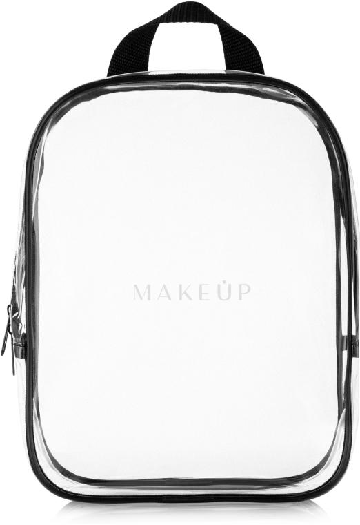 """Kozmetická taška do sprchy, čierna """"Beauty Bag"""" (bez kozmetických výrobkov) - MakeUp"""