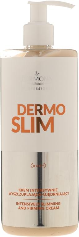 Intenzívny krém na chudnutie a posilnenie - Farmona Professional Dermo Slim Intensively Cream