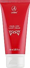 Voňavky, Parfémy, kozmetika Perlový krém na tvár proti prvým príznakom starnutia pokožky - Lambre Pearl Line Light Cream