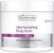 Voňavky, Parfémy, kozmetika Ultra-regeneračný telový peeling - Bielenda Professional Body Program Ultra Nourishing Body Scrub