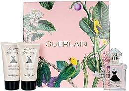 Voňavky, Parfémy, kozmetika Guerlain La Petite Robe Noire - Sada (edt/50ml + b/lot/75ml + sh/gel/75ml)