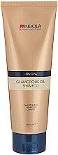 Voňavky, Parfémy, kozmetika Šampón pre lesk - Indola Innova Glamorous Oil Shampoo