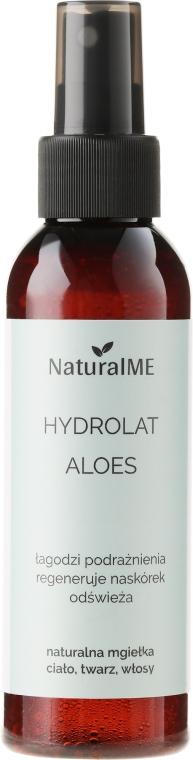 """Hydrolat """"Aloe"""" - NaturalME"""