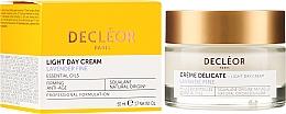 Voňavky, Parfémy, kozmetika Krém na tvár hydratačný - Decleor Light Day Cream Lavender Fine Firming Anti-Age