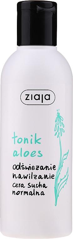 "Pleťové tonikum ""Aloe"" - Ziaja Facial Tonic"