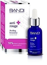 Voňavky, Parfémy, kozmetika Anticuperózový kyselinový peeling - Bandi Medical Expert Anti Rouge Acid Peel