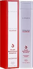 Voňavky, Parfémy, kozmetika Šampón proti žltnutiu - L'Anza Healing ColorCare Silver Brightening Shampoo