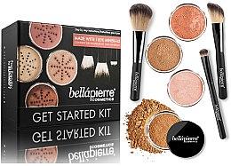 Voňavky, Parfémy, kozmetika Počiatočná sada pre make-up - Bellapierre Get Started Kit Deep