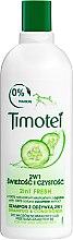 """Voňavky, Parfémy, kozmetika Šampón-kondicionér """"Čistota a čerstvosť"""" - Timotei Fresh Shampoo & Conditioner"""