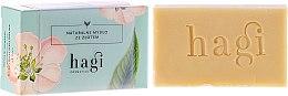 Voňavky, Parfémy, kozmetika Prírodné mydlo so zlatom - Hagi Soap