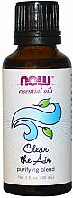 """Voňavky, Parfémy, kozmetika Esenciálny olej """"Zmes olejov"""" - Now Foods Essential Oils 100% Pure Clear the Air Oil Blend"""