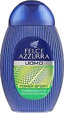 """Voňavky, Parfémy, kozmetika Šampón a sprchový gél """"Dynamic"""" - Paglieri Felce Azzurra Shampoo And Shower Gel For Man"""