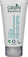 Voňavky, Parfémy, kozmetika Krém na ruky - Gron Balance Hand Cream