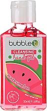 """Voňavky, Parfémy, kozmetika Antibakteriálny čistiaci gél na ruky """"Melón"""" - Bubble T Watermelon Hand Cleansing Gel"""